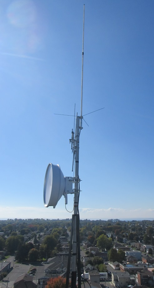Antenne micro-onde 1
