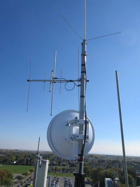 Antenne micro-onde 2
